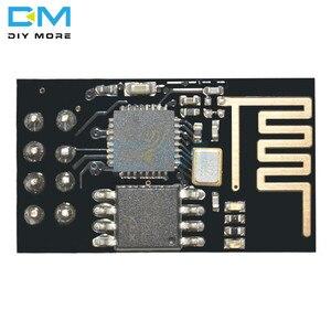 Image 5 - ESP8266 ESP 01 ESP01 Esp 01 Seriële Draadloze Wifi Module Voor Arduino Transceiver Ontvanger Board Voor Arduino Raspberry Pi 3 Module