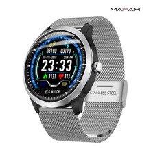 MAFAM N58 smart watch ECG PPG waterproof android IOS heart r