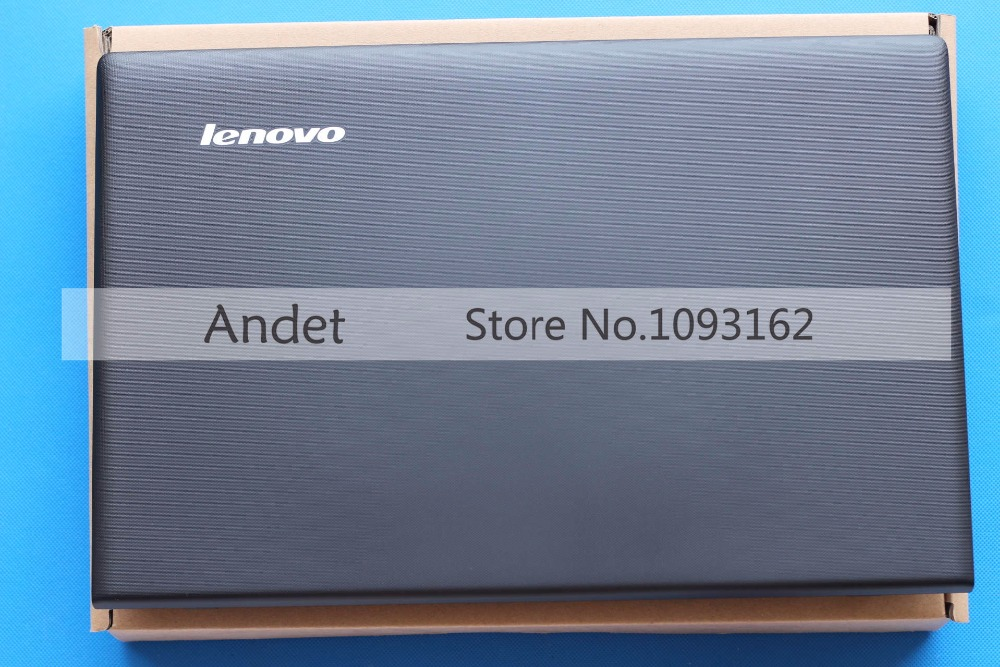 New Original LCD Top Cover For Lenovo G700 Rear Lid Back Cover Black 13N0 B5A0211 90202776