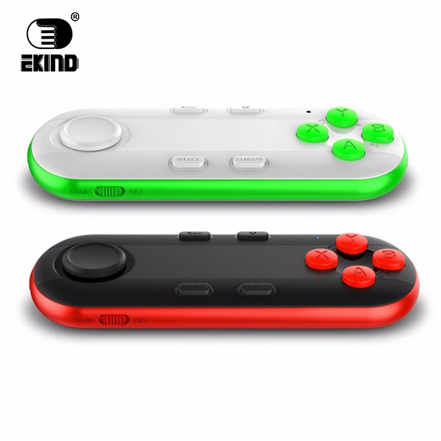 EKIND Hot Sale Gamepad Bluetooth VR Remote Controller For Android Wireless Joystick For  ...