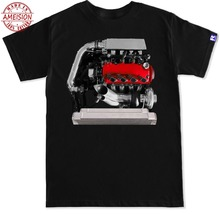 Hot Sale 100% cotton D Series TURBO JDM D16 Motor t3t4 t4 Turbo Kit Golden Eagle manifold T Shirt New fashion Tee shirt turbo manifold turbocharger kit for nissan safari patrol 4 2l td42 gq gu y60 t3 t4 t3t4 to4e 63 a r oil line turbocompresor