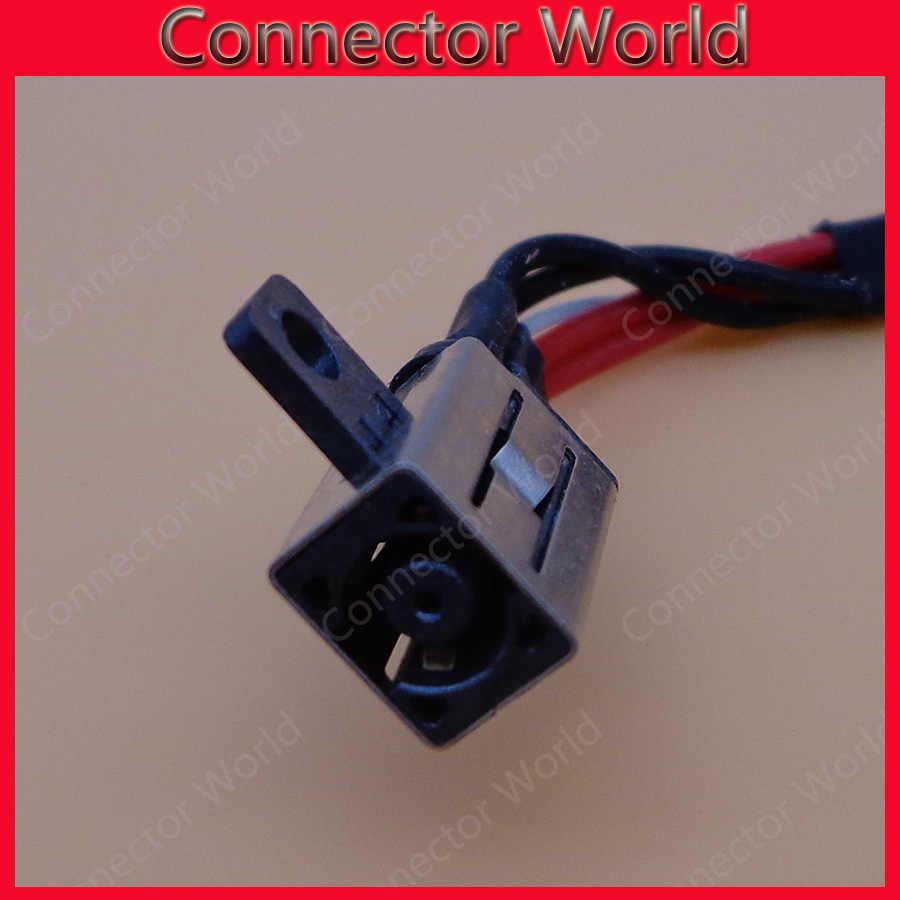 1-20 pcs/lot untuk dell xps 12 13 l321x grm3d dd0d13ad000 dc power jack plug kabel dc jack dengan kabel konektor socket