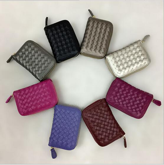 Free shipping 2016 hand-made by both men and women change handbags 10 for practical change purse a variety of styles to choose