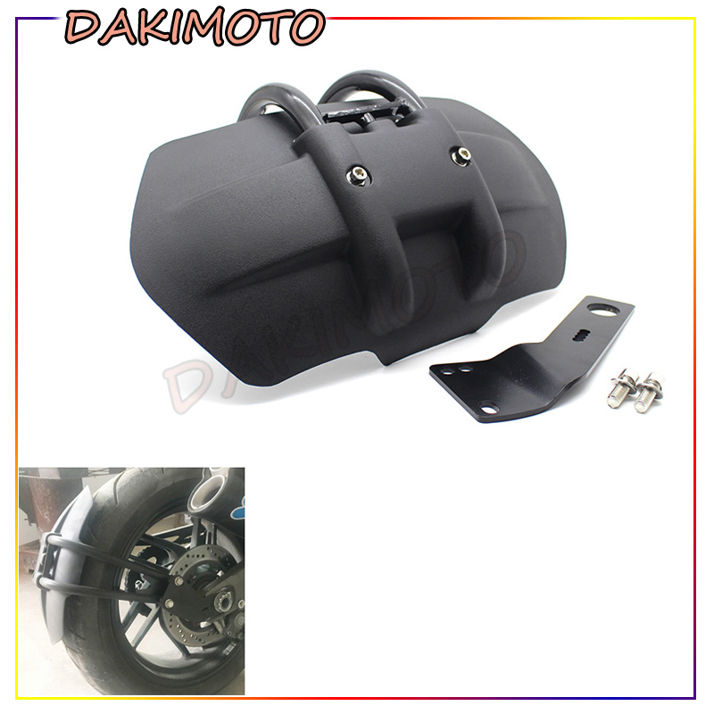 For HONDA XADV X-ADV 750 Adv 300 1000 2017 2018 Motorcycle Accessories Aluminum Rear Fender Bracket Motorbike Mudguard