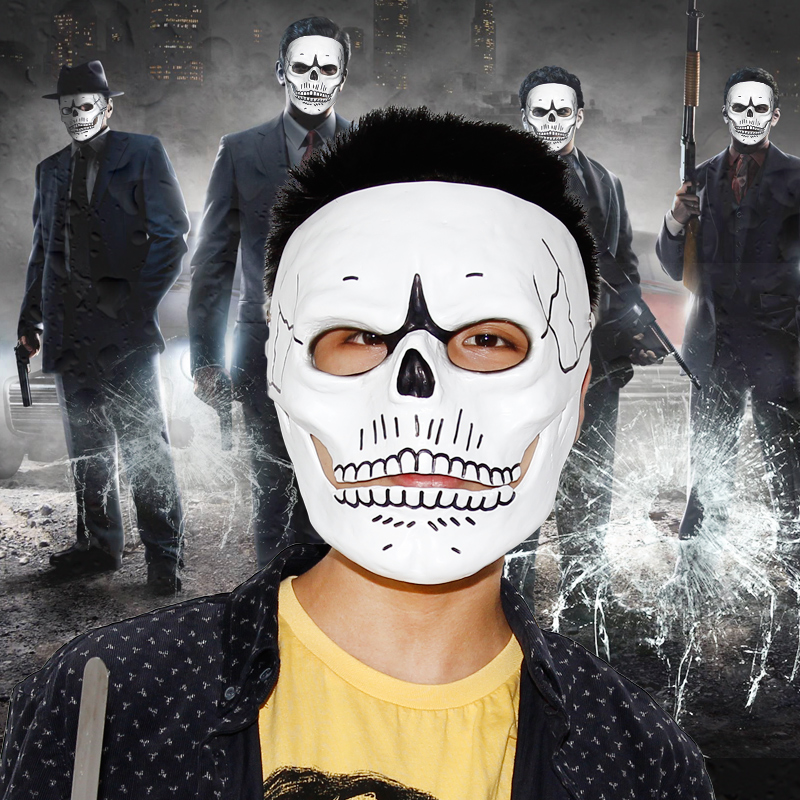 Spectre Mask 007 Movie James Bond for Party Halloween Christmas ...
