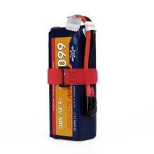 ACEHE 15.2V 6600mAh 50C 4S1P 100.32Wh XT60 Plug High Voltage Lipo Battery