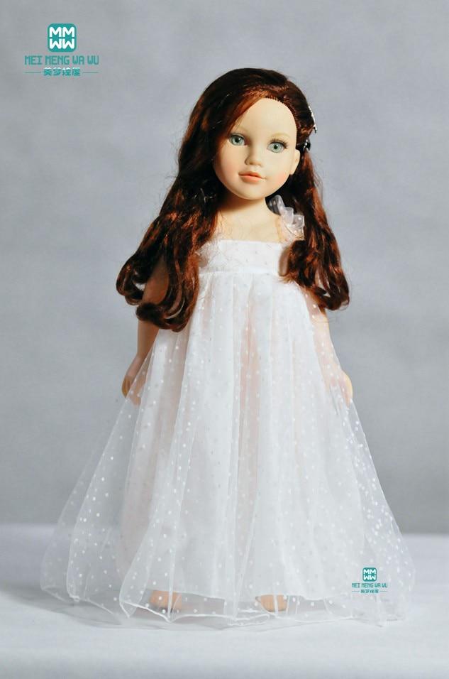 Doll Киім қыздар киімі үшін 18 дюйм - Қуыршақтар мен керек-жарақтар - фото 3