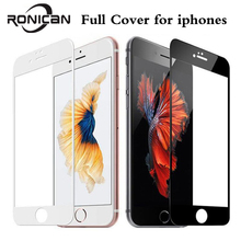0.26 mm Full Screen Protection Tempered Glass For Apple iPhone 7 6s 6 5se 5s 5 Screen Protector Film 9H Hardness Explosion Proof