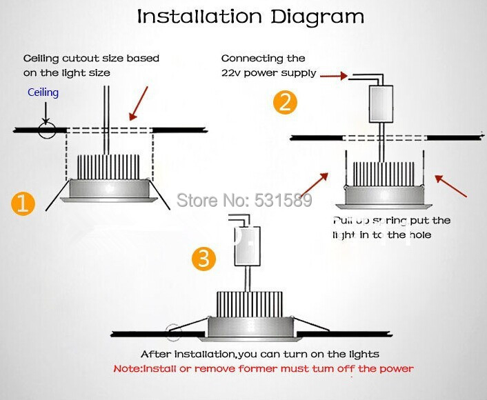 Nice wiring bathroom downlights photos electrical circuit wiring multiple downlights dolgular asfbconference2016 Images