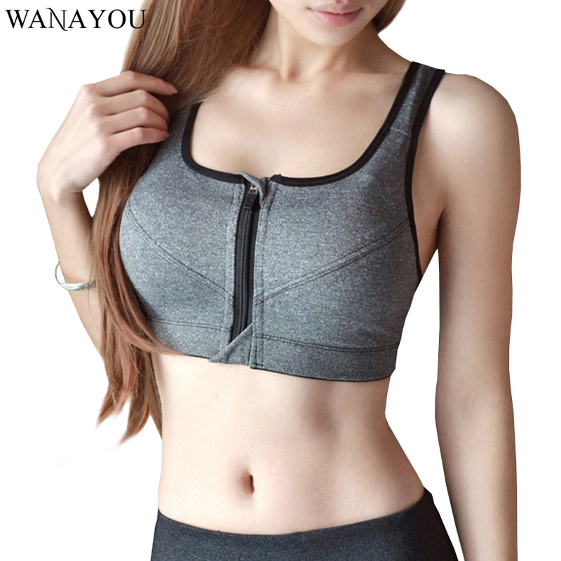 Fit Bee owl Sports Bras Summer Yoga Polyester Crop Tank Top