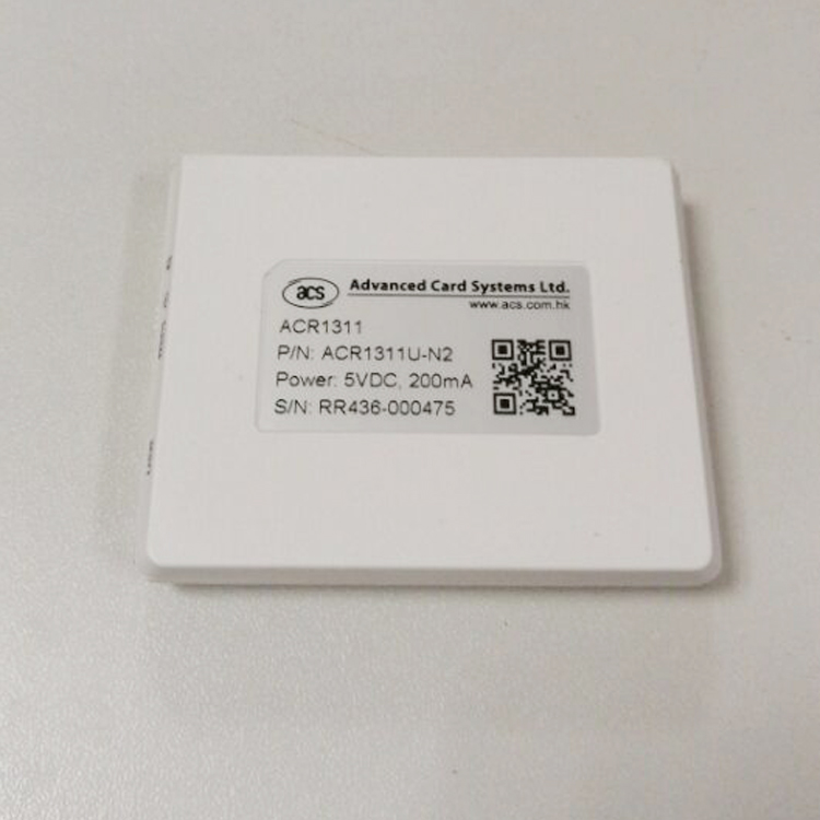 Portable Bluetooth Nfc Card Skimmer Card Reader Writer ACR1311u
