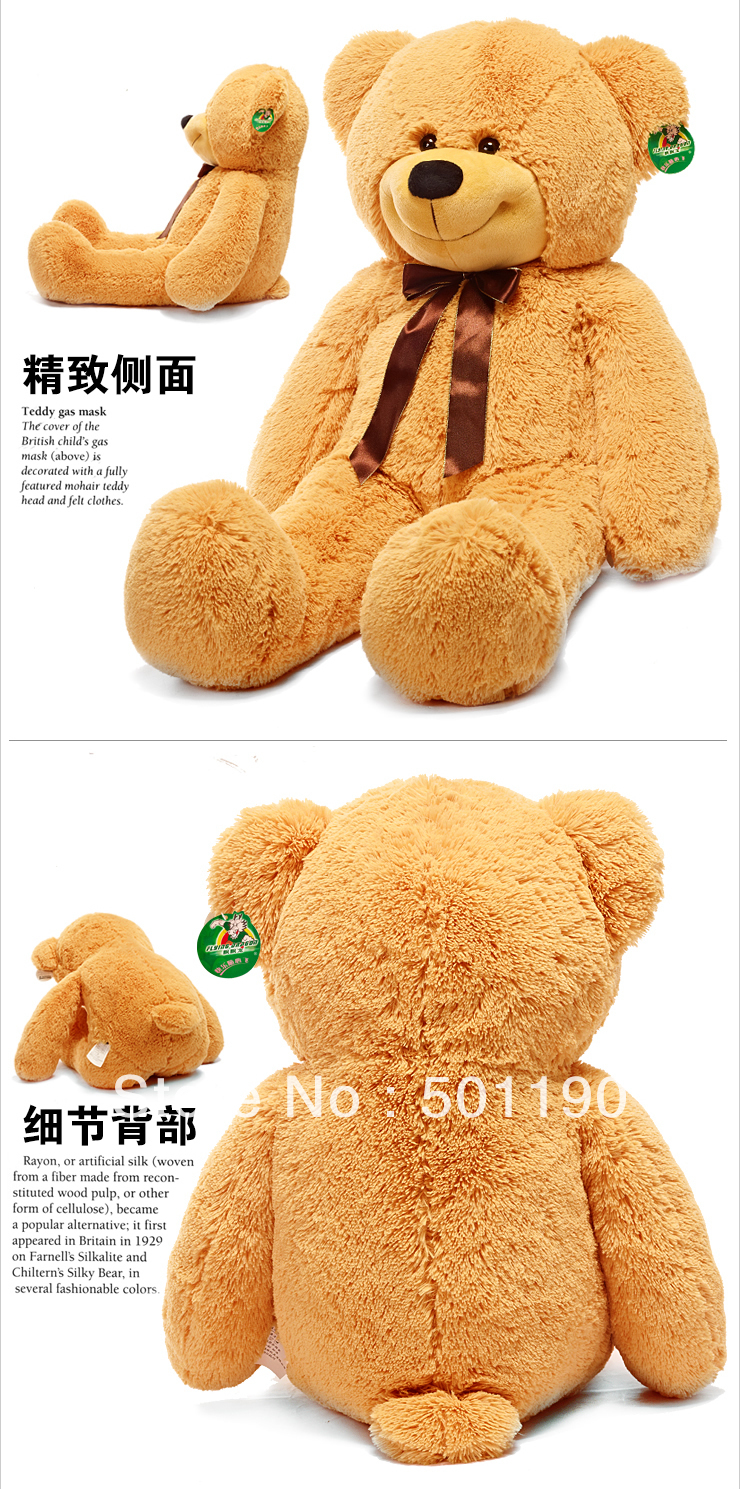 Free shipping high quality low price plush toy  85cm giant teddy bear/embrace bear/birthday & lover's day gift