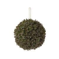 2 Colors Home Garden Artificial Ball Tree Eucalyptus Artificial Plant Ball Decor