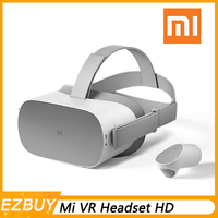 OrigiXiaomi Mi VR Standalone All In One VR Glasses Support Oculus 72Hz Display 2K HD Screen With Remote Controller 3D VR Headset