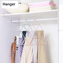 Triangle Scarf Rack Scarves Belt Shelves Belt Racks Scarf Hanger Organizer  Holder Belt Tie Hat Jewelry