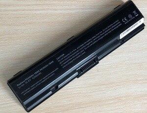 Image 2 - 5200MAH Laptop battery For Toshiba pa3534 pa3534u PA3534U 1BAS PA3534U 1BRS FOR Satellite L200 L500 A300 A500 L550 L555
