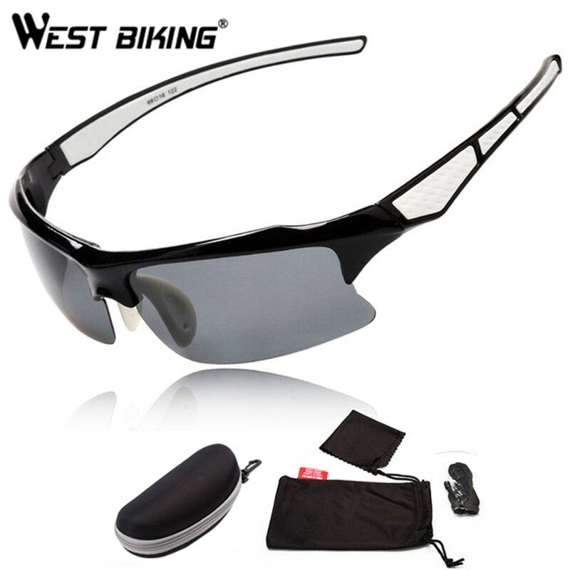 Prix pour WEST BIKING Sport lunettes de Soleil Polarisées Afflux Mâle Et Femelle Polariseur Voiture Pilote Miroir lunettes de Soleil Sports Cyclisme Lunettes