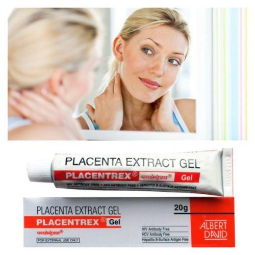 PLACENTA EXTRACT GEL 20g Placentrex Gel Albert David