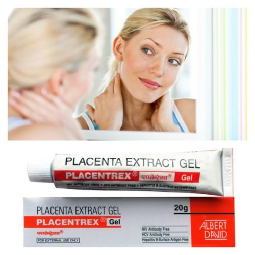 PLACENTA EXTRACT GEL 20g Placentrex Gel Albert David PLACENTA EXTRACT GEL 20g Placentrex Gel Albert David