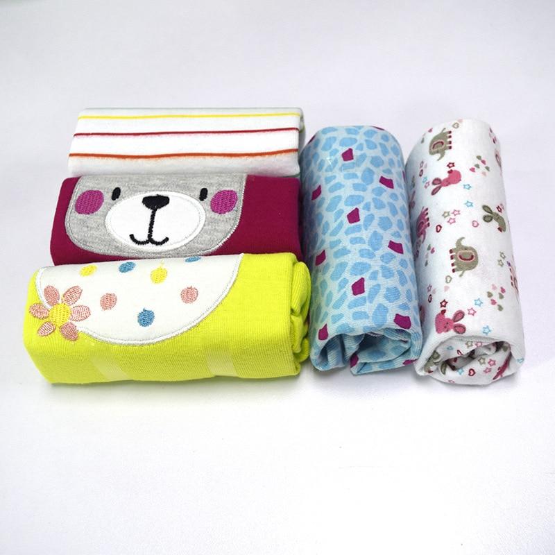 5 stks / pack unisex baby lange mouw tee katoen cartoon zuigeling - Babykleding - Foto 4