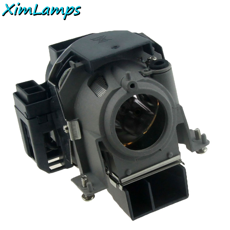 Projector Replacement Lamp NP03LP with High Quality Bulb and Housing for NEC NP60/ NP61/ NP62/ NP63/ NP64 Projectors awo compatibel projector lamp vt75lp with housing for nec projectors lt280 lt380 vt470 vt670 vt676 lt375 vt675