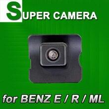 Para Sony CCD MERCEDES Benz E klasse R300L R350L ML300 ML350 Coche Cam Cámara de Copia de seguridad de Visión Trasera de Aparcamiento Marcha Atrás cámara