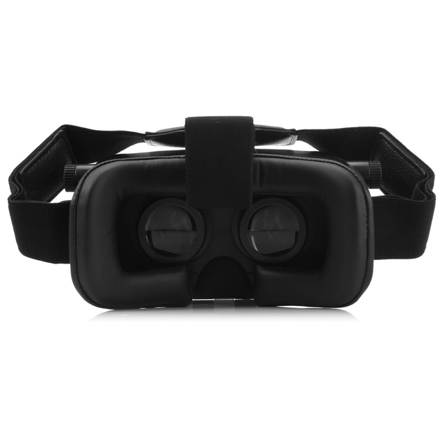 VR SHINECON 3D Virtual Reality Head-Mounted 3D Video Glasses for 4.7 - 6.0 inch Smartphone