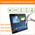 Tempered glass film For Samsung Galaxy Note 10.1 2014 Edition P600 M16C tablet pc Anti-shatter HD LCD Screen Protective Films