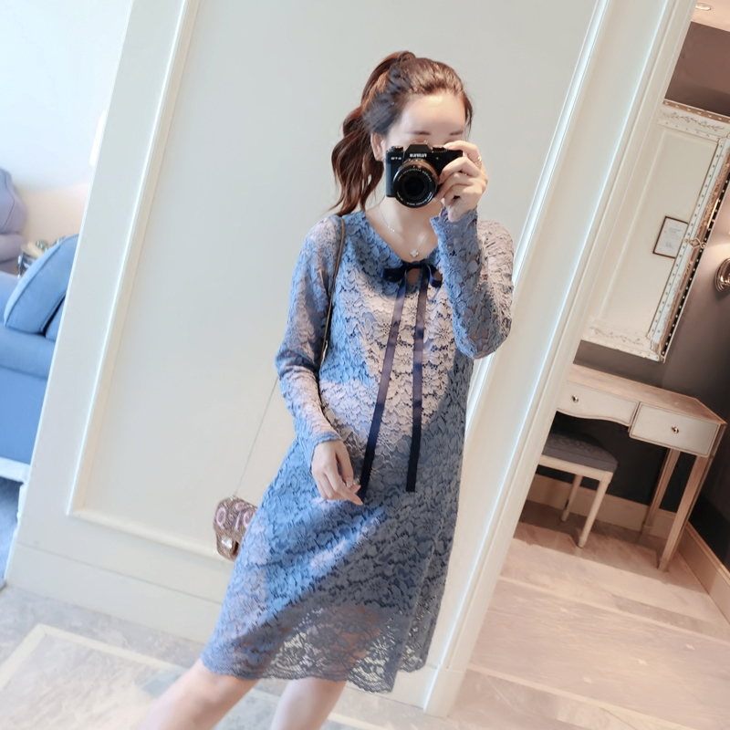 2017 autumn maternity dress women's long sleeves dress 2017 autumn maternity dress t shirt