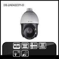 HIK DS-2AE4223TI-D versión Original en Inglés de 2MP cámara analógica PTZ CCTV cámara de seguridad de Vigilancia POE ONVIF HD HIK