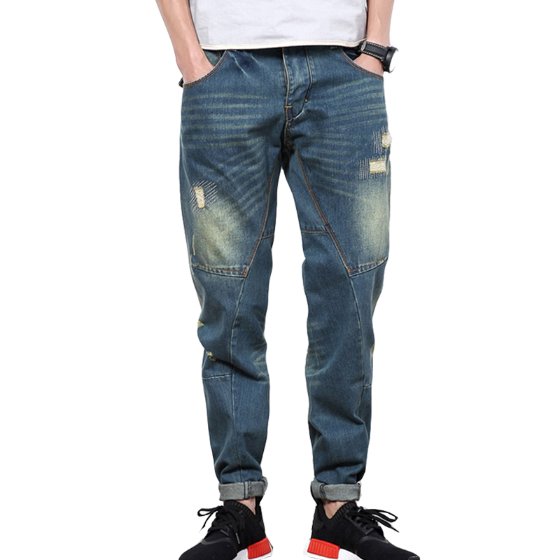 Compare Prices on Brushed Denim Jeans for Men- Online Shopping/Buy ...