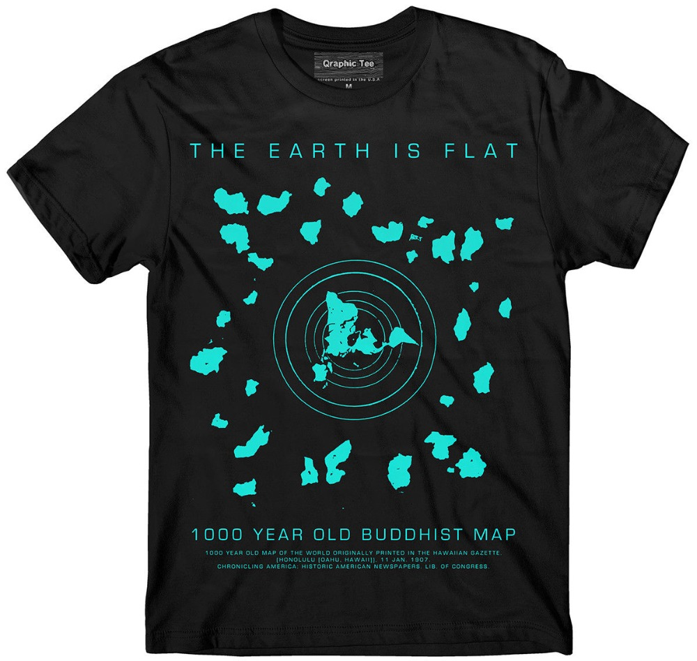Good And Cheap Products Fast Delivery Worldwide Map Earth Is Flat On Shop Onvi