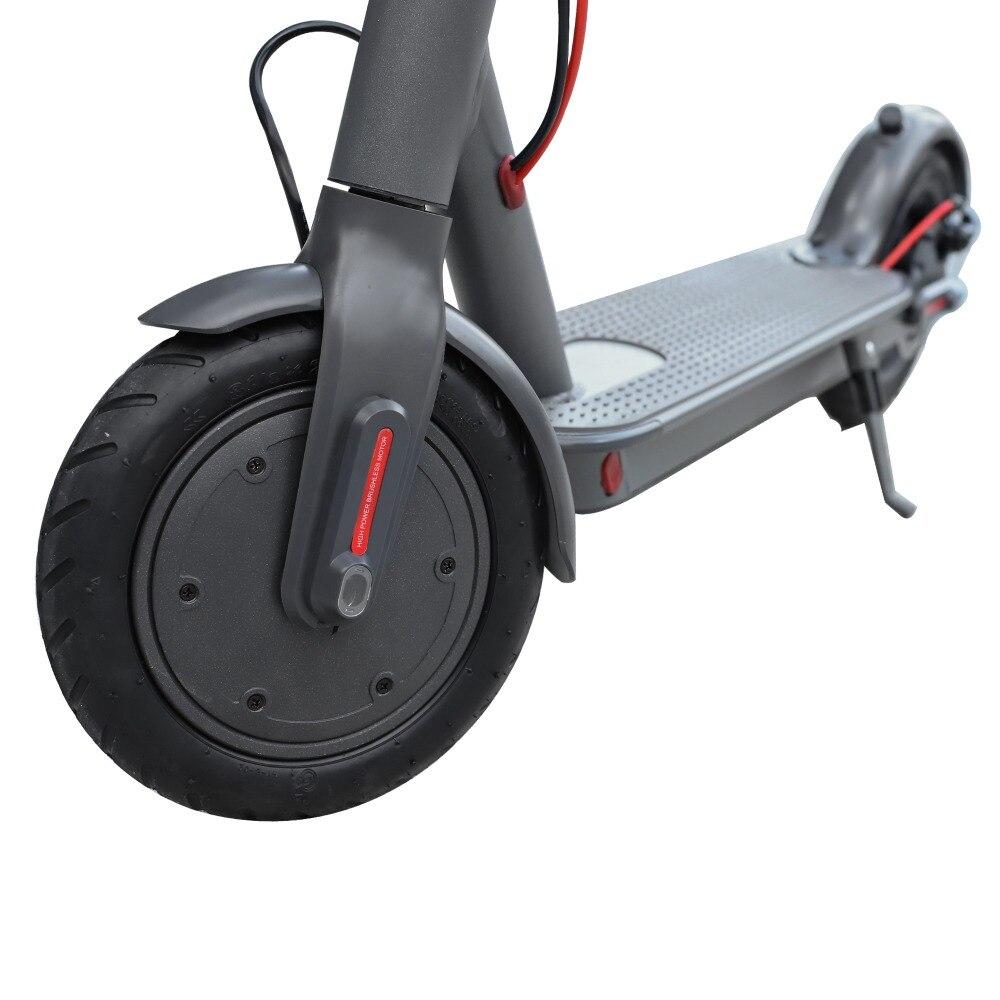 Original SUPERTEFF EW6 kiki elétrica scooter com pneu