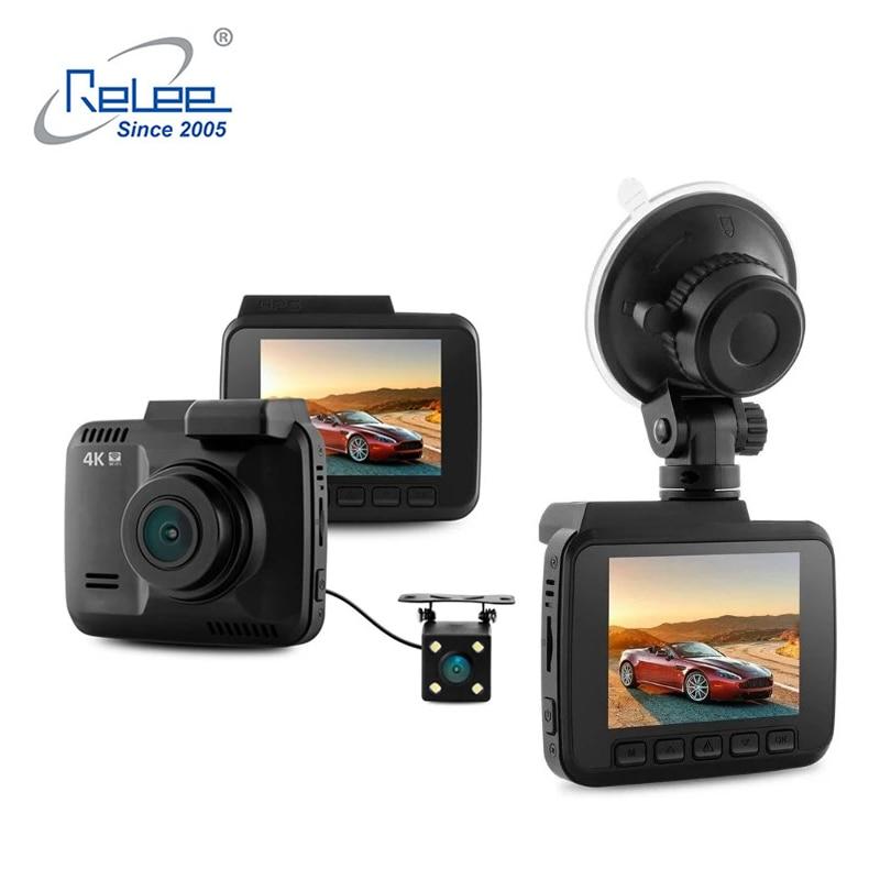 4 k dash cam 1080 p voiture dvr caméra wifi voiture tableau de bord caméra avec app télécommande voiture caméra GPS