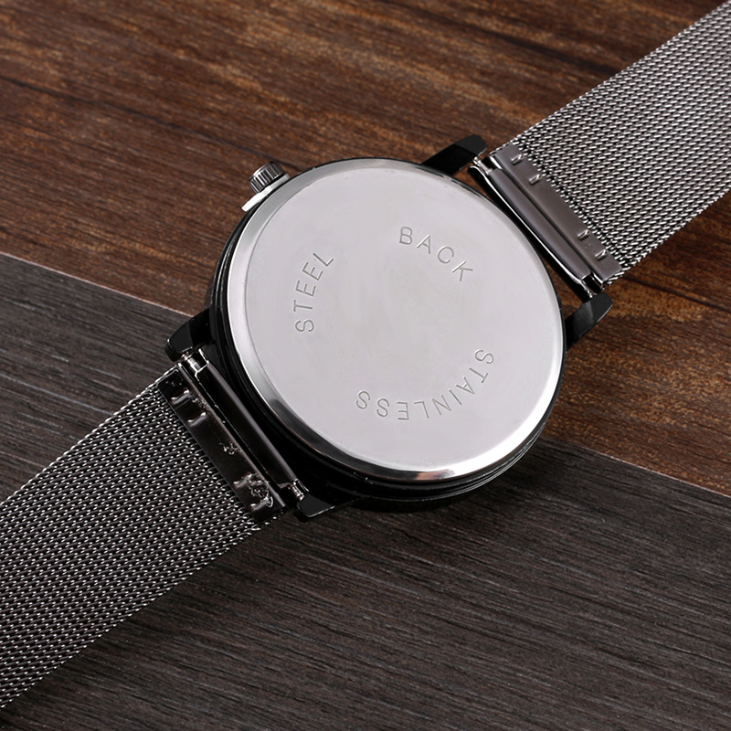 reloj de cuarzo masculino Mujeres Reloj de moda Relojes unisex reloj - Relojes para hombres - foto 5