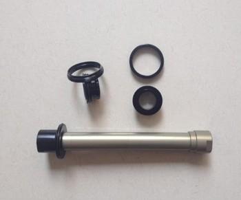 Oryginalne adaptery adaptery piasty NOVATEC boczne zaślepki konwersja osi z boczną osłoną dla D771SB D772SB D792SB D992SB D542SB XD612SB tanie i dobre opinie DEEROBUST Łożysko piasty FRONT 20-28 Hamulec tarczowy Stal węglowa qr 9mm 15mm qr 10*135mm 12*135mm 12*142mm xc cross country