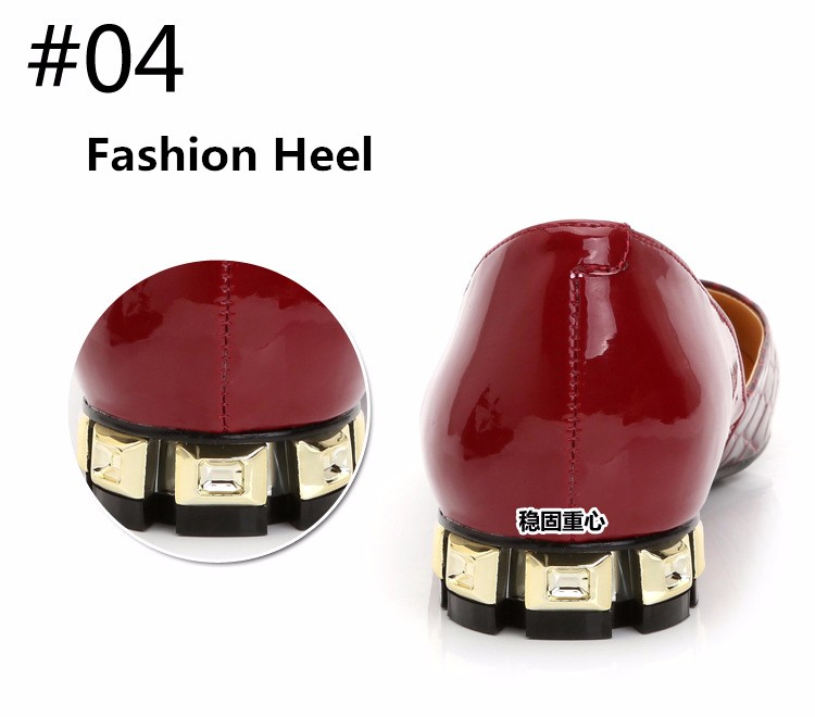 Flats Patent Leather Shoes 2016 New Arrival Casual Women Flat Shoes Summer D\'orsay Flats Plus Size 34-43 Ladies Shoes PX79 (14)