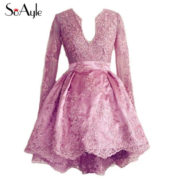 Kurze kleider pink