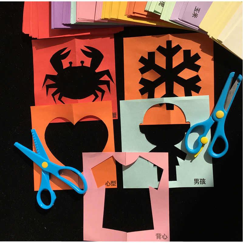 Kit de manualidades para niños de jardín de infantes 240 piezas de materiales hechos a mano de 3 a 6 años regalo de juguete educativo para niña
