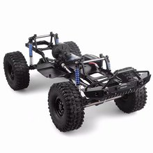 RC Crawler SCX10 II Assembled Frame Chassis for 1/10 Axial 90046 90047 Upgrade Parts