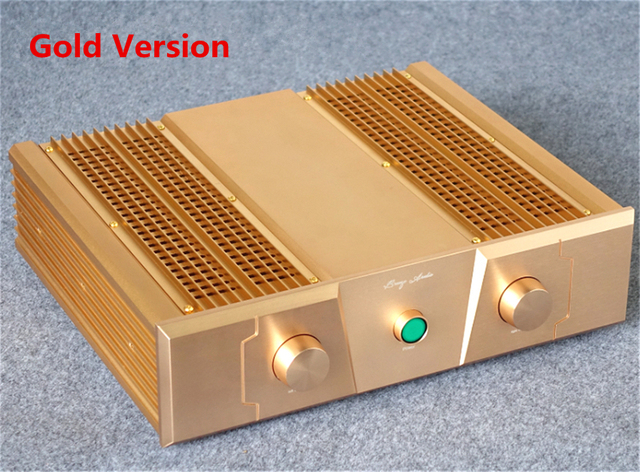 N-018 Study/Copy  FM ACOUSTICS FM300A Power Amplifier AMP 150W*2 4(ohms) about 99% Direct Cloning amp's Sound Hot Sale in China