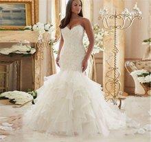 Свадебное платье Русалка без бретелек ensotek свадебное принцессы