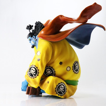 One piece Jinbe Action Figure 20cm