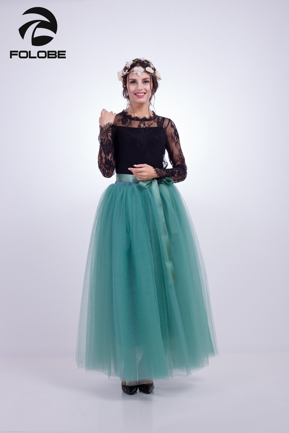 Online Get Cheap Long Green Skirt -Aliexpress.com | Alibaba Group