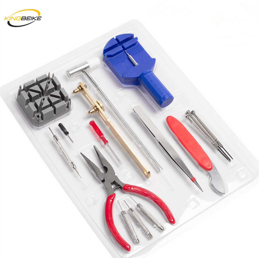 KINGBEIKE Watch Tools Repair Tool Kit For Watch Band