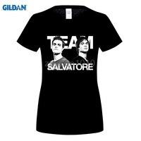Gildan القطن للجنسين موضة الأزياء الأعلى المحملة الصيف على الموضة لل قصير كم تي شيرت الدماء النار t-shirt