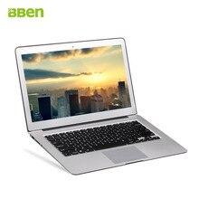Bben 13.3Inch Windows10 Laptop metal 1920×1080 Intel i7 5500U 8GB 128GB Computer Ultrabook VRAM-4.0GB