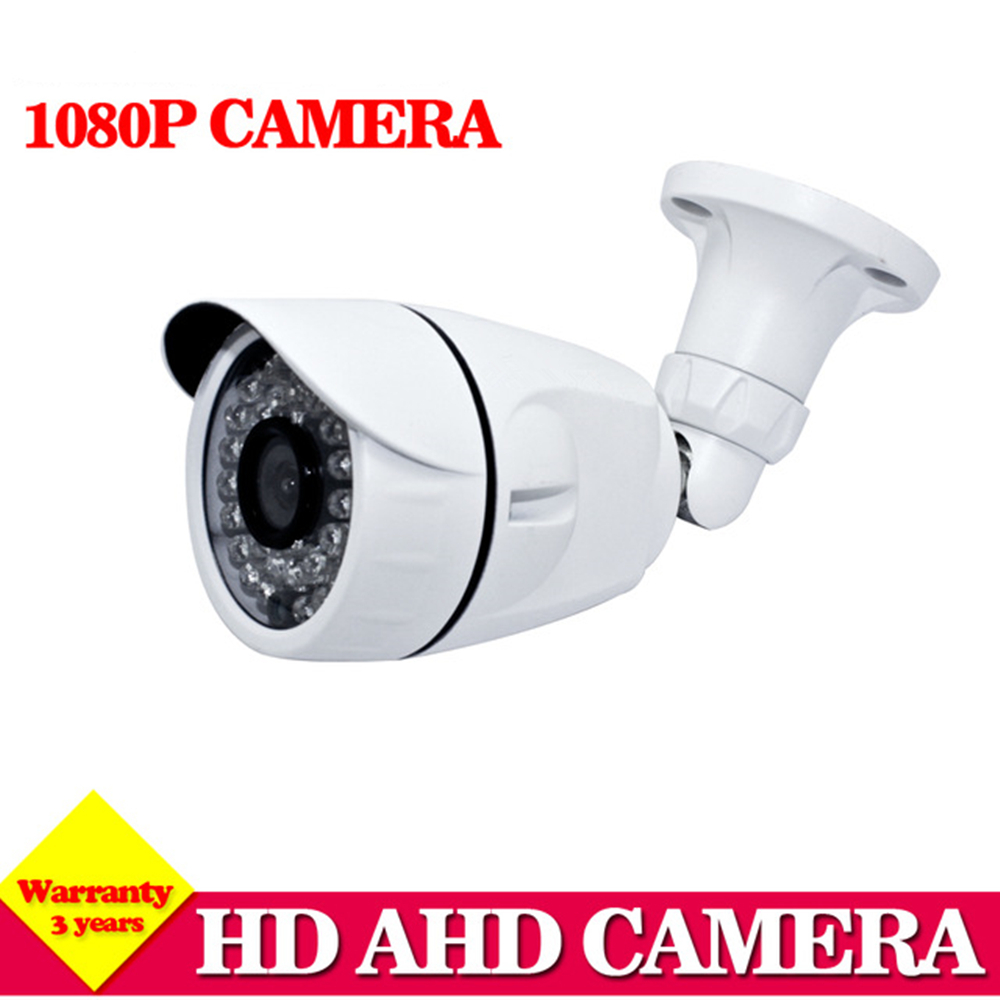 HD Video Surveillance Camera Sony IMX323 AHD Camera 1080P 2.0MP IR Night Vision Outdoor Waterproof Security Camera CCTV