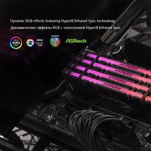 Image 2 - Kingston HyperX Predator RGB DDR4 8GB 16GB 3200MHz 3600MHz 4000MHz CL16 DIMM XMP Memoria Ram ddr4 için masaüstü bellek Rams