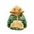 1 pc Bebê Varejo meninos Urso Casaco de Inverno, as crianças outerwear, crianças meninos jaqueta de roupas de algodão grosso quente hoodies em estoque